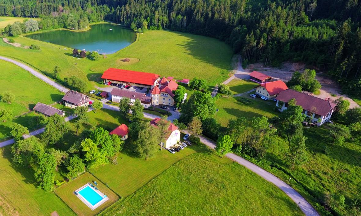 Ferien am Talhof in Kärnten