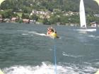 Bananenfahrt am Ossiacher See
